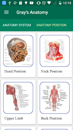Grays Anatomy Atlas Offline Free Apk Download Apkpure