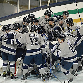 Penn State Nittany Lions hockey team by Benny Lopez - Sports & Fitness Ice hockey ( compton family ice arena, hockey, penn state, south bend indiana )