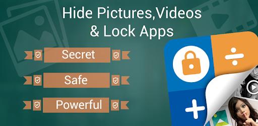 Photo Video Locker Calculator Aplikasi Di Google Play