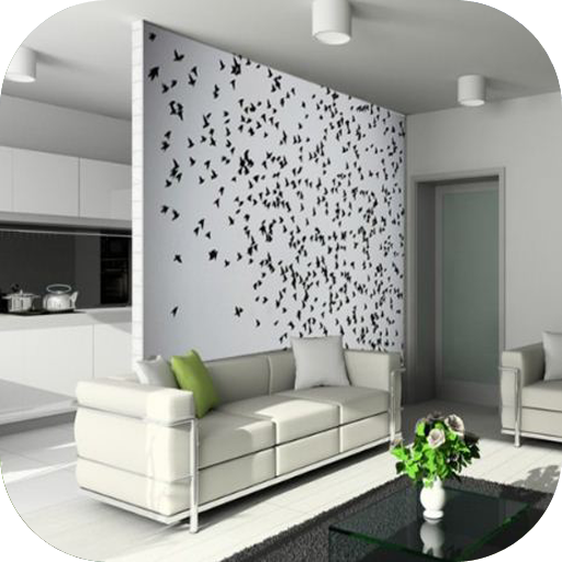 Home Interior Wallpaper Design