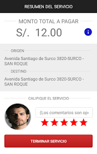 Aló Taxi Cliente screenshot 7