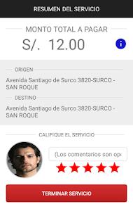 Aló Taxi Cliente screenshot 7