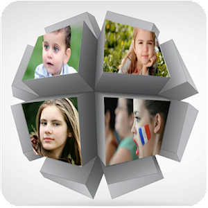 4D Collage Photo Frame screenshot 8