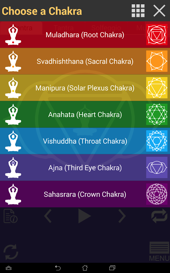 Chakra Meditation – Android-Apps auf Google Play
