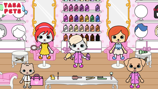 Yasa Pets Town screenshot 7