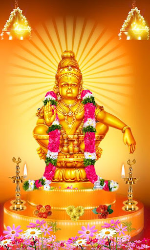Ayyappan Live Wallpaper