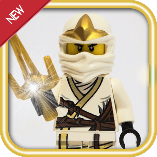 Live Wallpapers -  Lego Ninja 5
