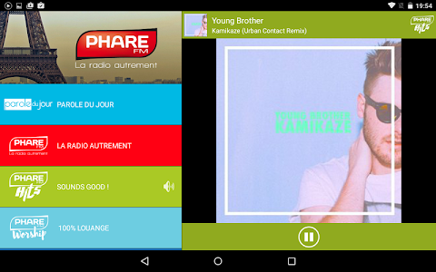 PHARE FM screenshot 16