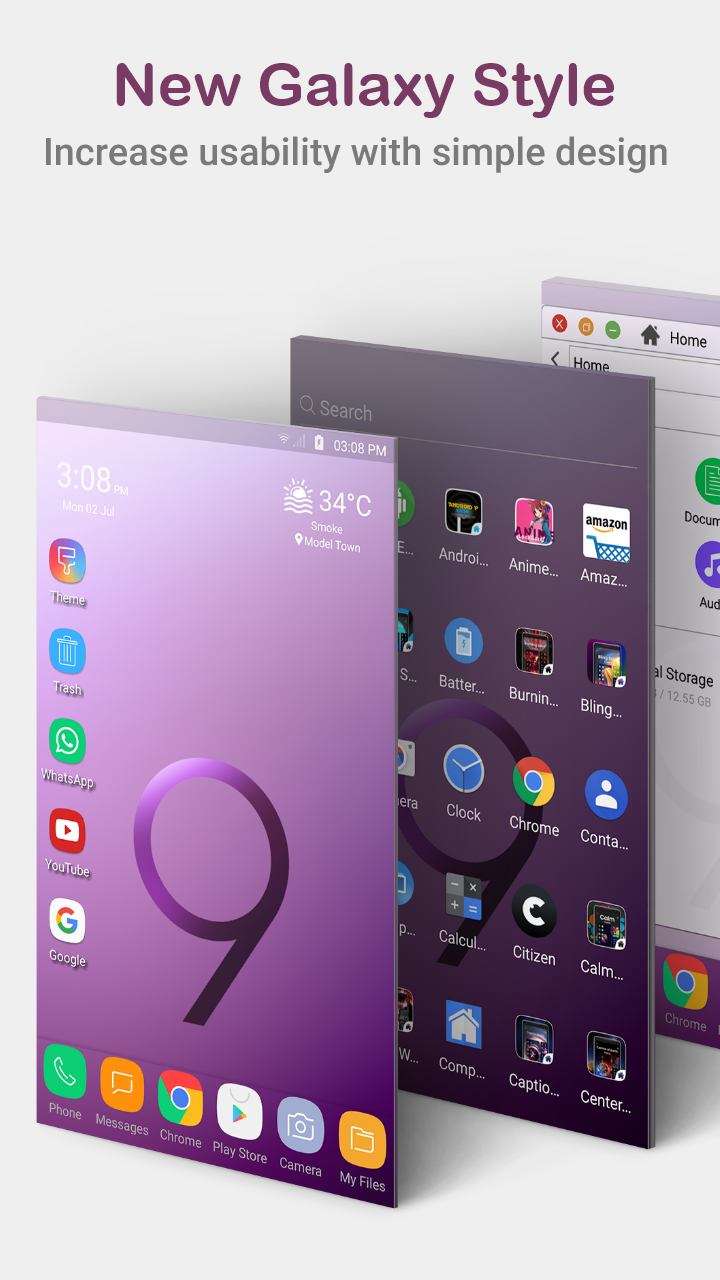 anime launcher for android apk free download