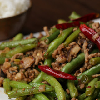 Chinese Green Beans #Recipe