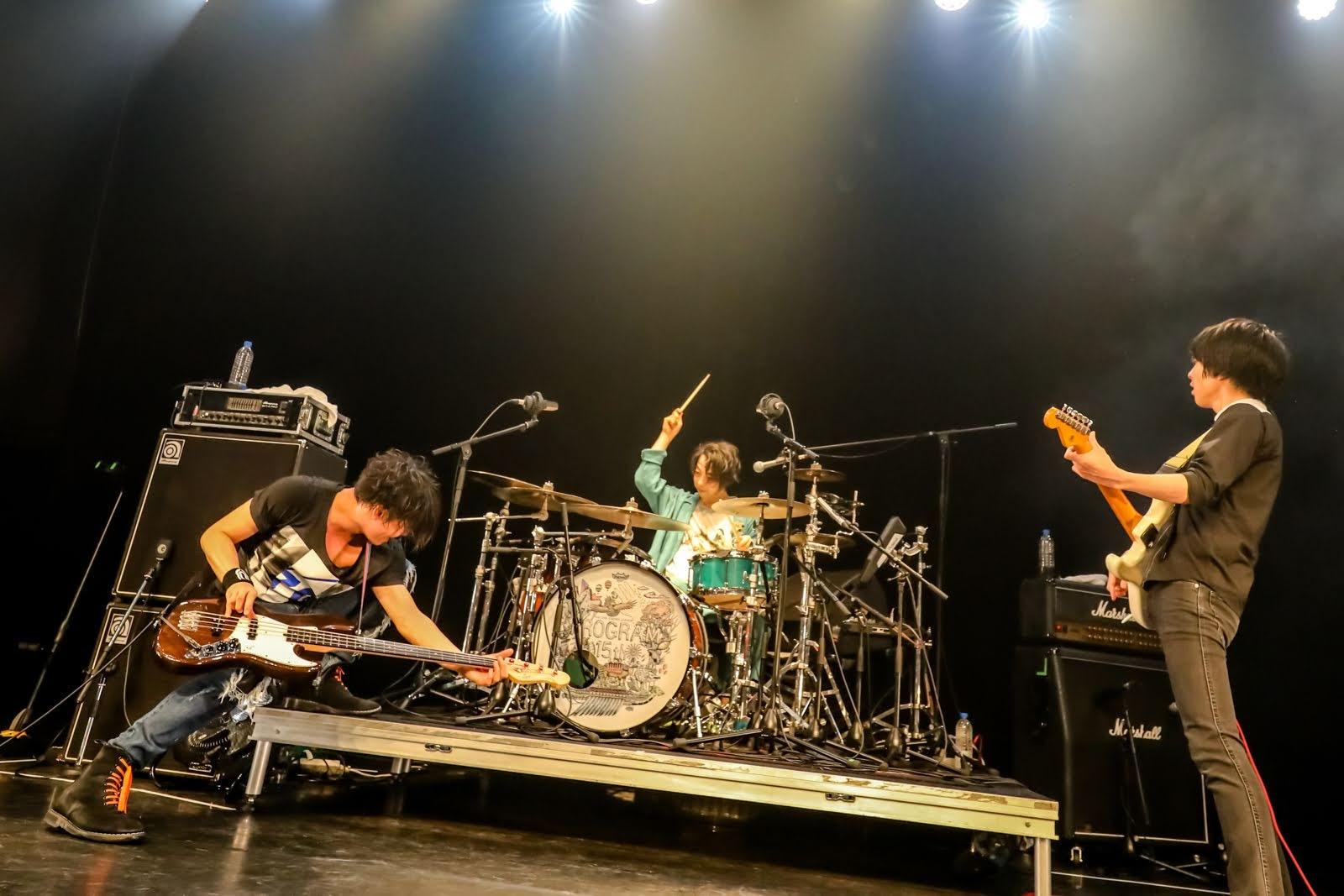 【迷迷歌單】UNISON SQUARE GARDEN Live in Taipei 2019