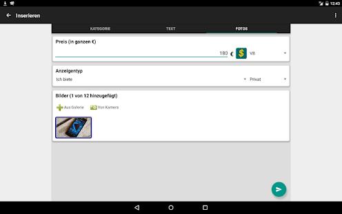 1-Klick Kleinanzeigen FREE Screenshot 14
