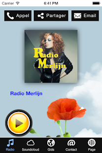 Radio Merlijn- screenshot thumbnail