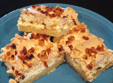 White Chocolate Macadamia Bars Recipe
