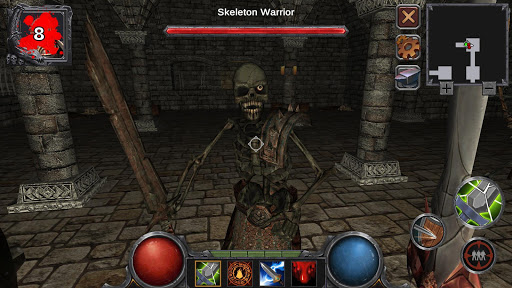 Télécharger Good Old Dungeon apk mod screenshots 2