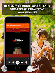 AudioBuku - Free Audio Books & Podcast Indonesia- screenshot thumbnail