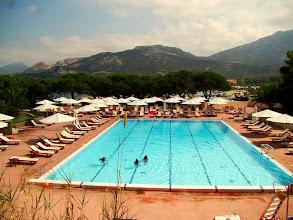 Photo: #008-La piscine du Club Med de Sant'Ambroggio
