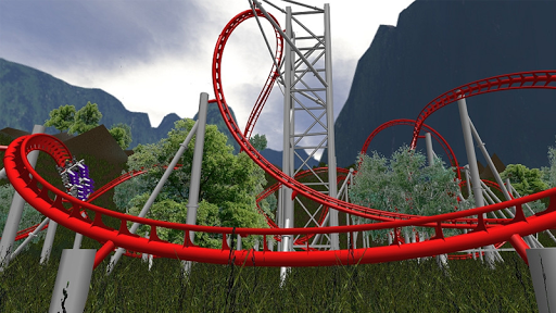 Roller Coaster Extreme HD