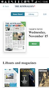 The Australian - náhled
