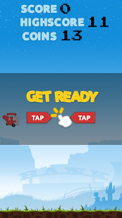 Flappy Little Plane- screenshot thumbnail