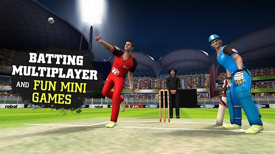 Big Bash Cricket Screenshot