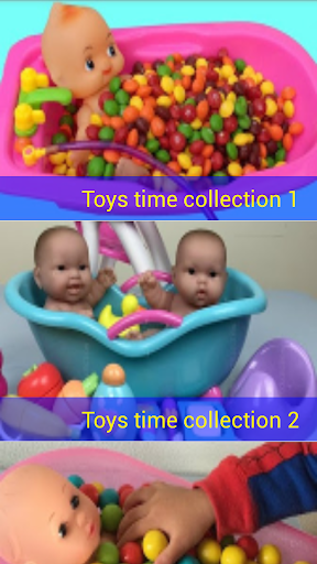 Kids Toys collection