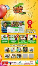 Photo: Banner de ganadores de la promoción Gana Fácil con Shadday 2013