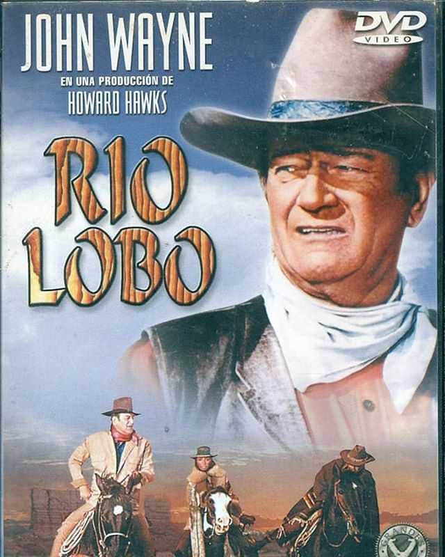 Río Lobo (1970, Howard Hawks)
