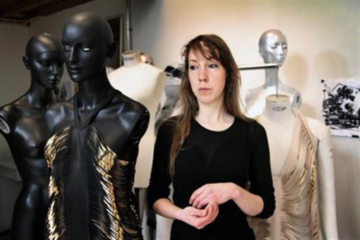 Влиятельные женщины в 3D-печати # 11: Ирис ван Херпен