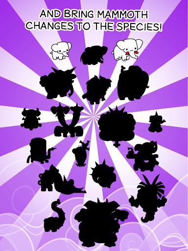 Elephant Evolution - Create Mammoth Mutants modavailable screenshots 8