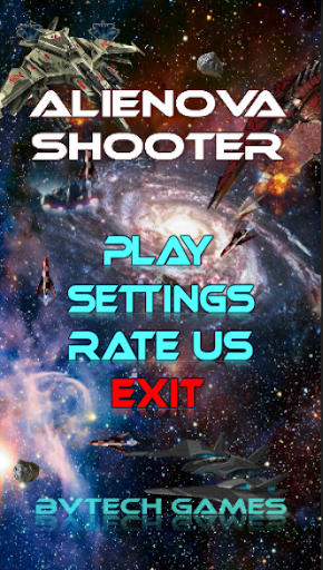 Alienova Shooter