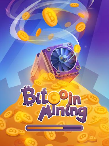 Bitcoin mining: life tycoon, idle miner simulator 1.0.3 screenshots 8