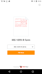 1099-R form- screenshot thumbnail