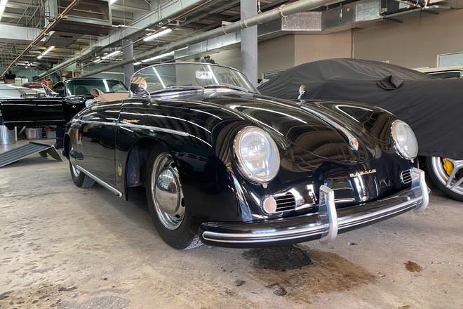 1956 Porsche speedster replica Hire Miami