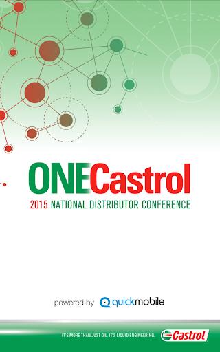 Castrol NDC 2015