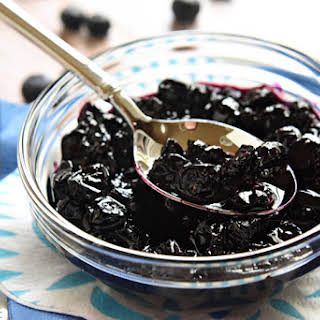 Fresh Blueberry Compote Recipes.