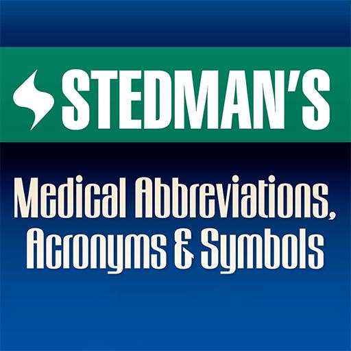Stedman's Medical Abbreviations Icon
