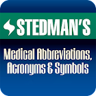 Stedman's Medical Abbreviations icon