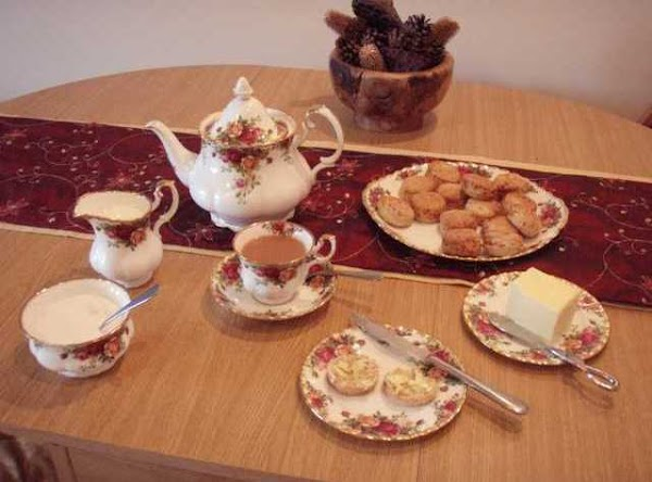 English Cheese Scones Recipe