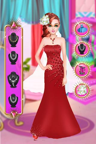 android Hochzeit-Shop Schmuck Spiele Screenshot 6
