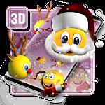 3D Christmus Emoji Theme Icon