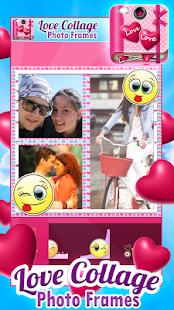 App Love Collage Photo Frames APK for Windows Phone