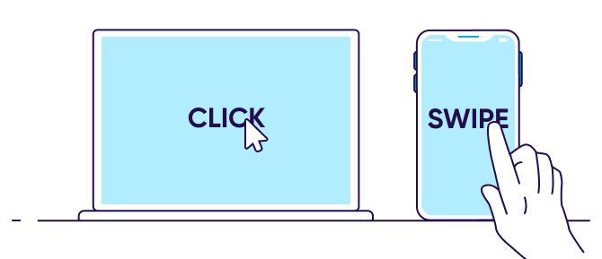 App UX: Responsible design desktop and apps