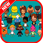 all free tocaboca games about
