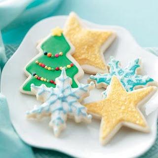 Favorite Sugar Cookies.