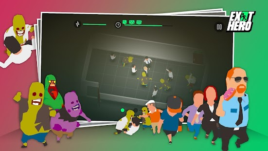 Exit Hero Screenshot