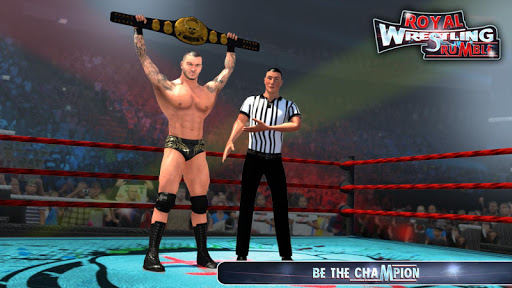ROYAL WRESTLING RUMBLE REVOLUTION : FIGHTING 2K18 for PC
