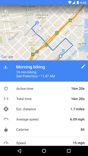 Google Fit - Fitness Tracking  screenshots 5