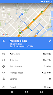 Google Fit - Fitness Tracking Screenshot 5