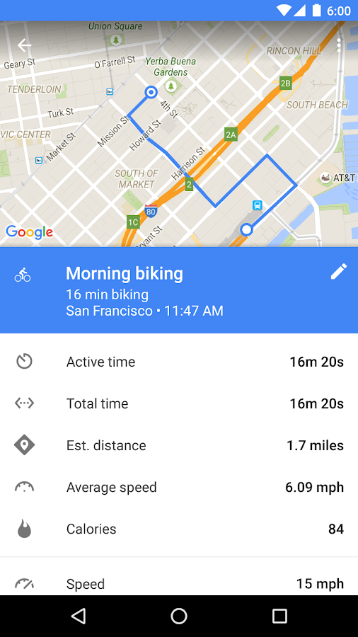 Google Fit - Fitness Tracking- screenshot